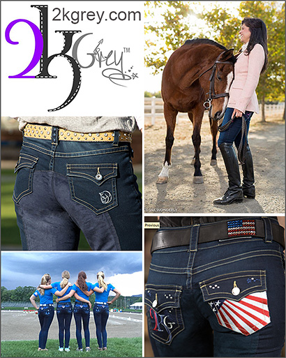 Jeans for Horse Riders