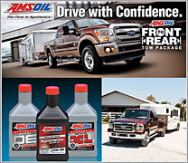 AMSOIL synthethic oil for  horse owners!