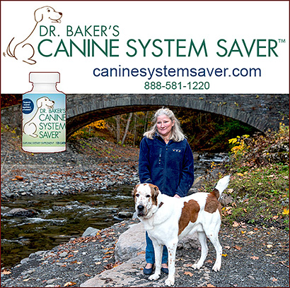 Canine System Saver Dog Supplement