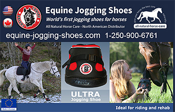 Equine Jogging Shoes