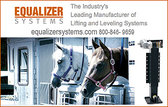Equalizer Systems Horse Trailer Leveling System