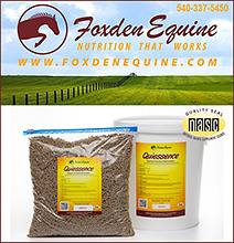 Foxden Equine Horse Supplements