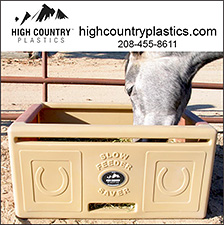 Horse Feeders by High Country Plastics
