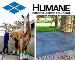 Humane Rubber Flooring