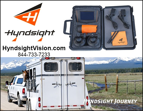 Hyndsight Horse Trailer Monitor