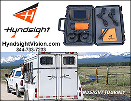 Hyndsight Horse Trailer Camera