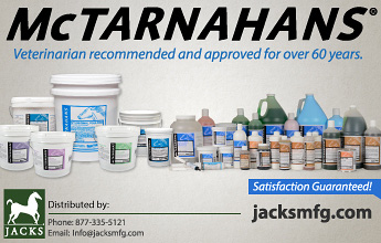 McTarnahans Horse Products
