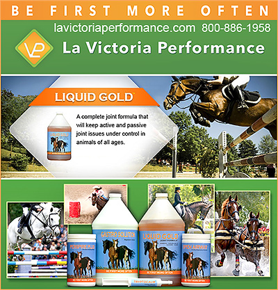 La Victoria Performance Supplements for Horses
