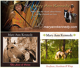 Mary Ann Kennedy Music for People who Love Horses!