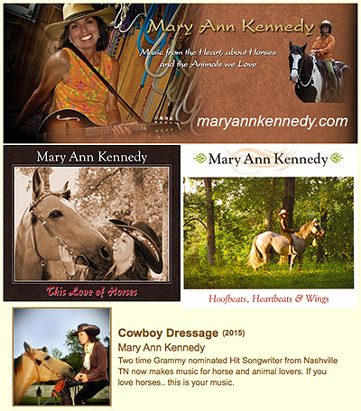 Mary Ann Kennedy Music for Horse People