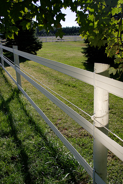 Ask Ramm Horse Fencing and Stalls for help with your horse fencing!