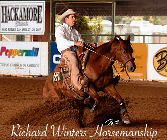Visit Richard Winters Horsemanship to learn more.