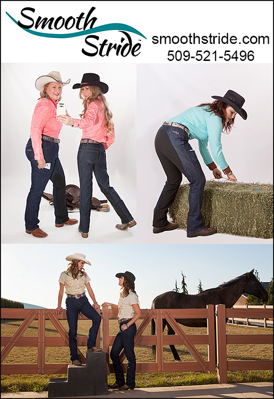 Smooth Stride Jeans for Horse Women