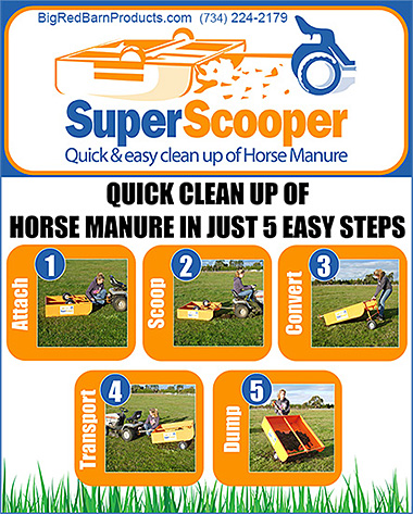 SuperScooper by Big Red Barn Products