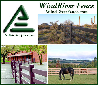 WindRiver Fence