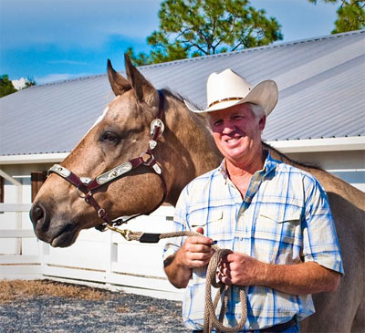 CEO Bob and Spokes horse Dream!