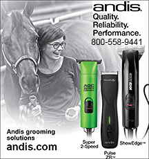 Andis Horse Clippers