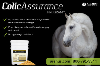 Arenus Colic Assurance Program