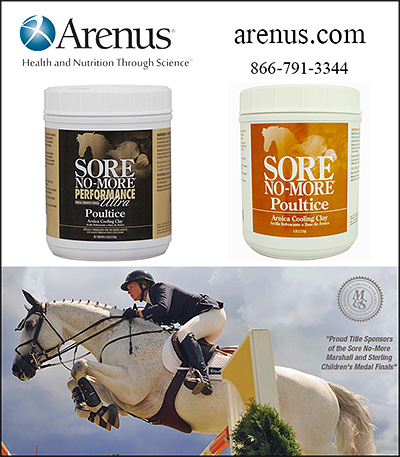 Arenus Horse Health and Nutrition Through Science