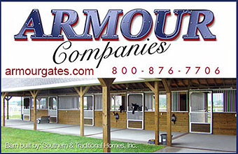 Armour Companies Horse Stall Products