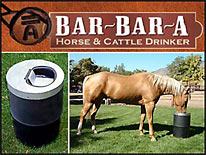 Horse Waterers by Bar Bar A
