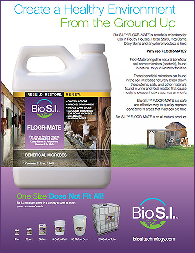 Bio Floor Mate by Bio S.I.