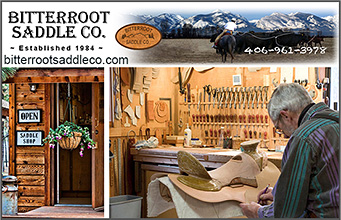 Bitterroot Horse Saddle Company