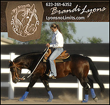 Horse Trainer Certification by Brandi Lyons