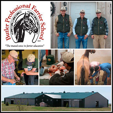 Butler Professional Farrier School