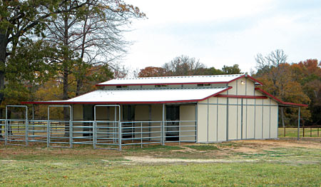 Choice Horse Barns