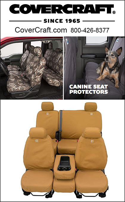 Covercraft Seat Covers for Trucks