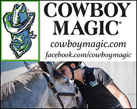 Cowboy Magic Horse Grooming Products.