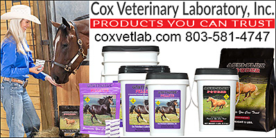 Cox Vet Laboratory Horse Health Supplements
