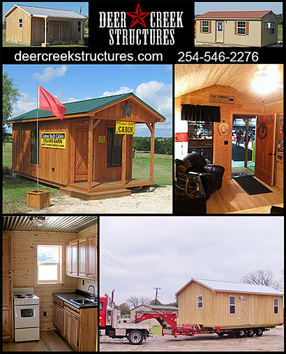 Barn Homes by Deer Creek Structures!