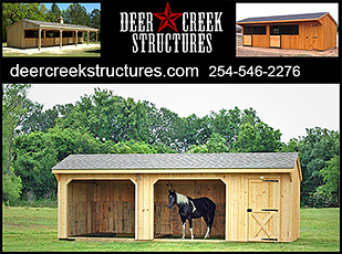 Deer Creek Horse Structures