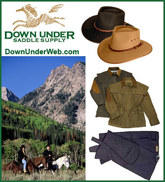Down Under Saddle Supply
