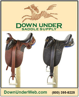 Down Ynder Saddle Supply