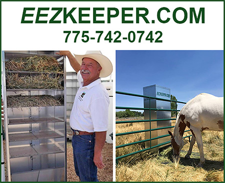 Automatic Horse Feeder by EezKeeper