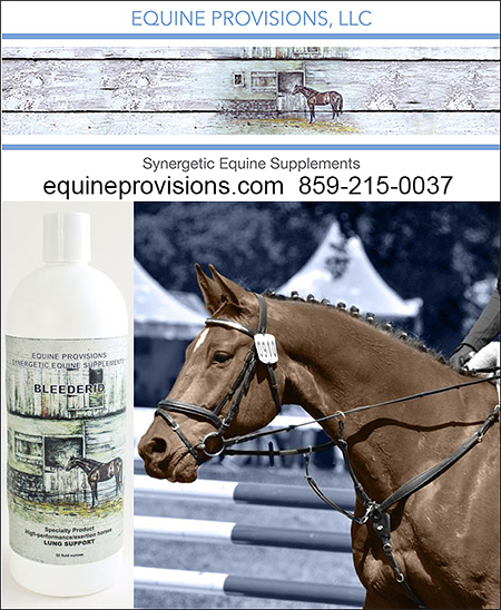 Horse Bleeder Health Supplement for Horses