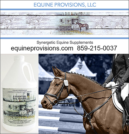 Equine Provisions, LLC. Equine Supplements