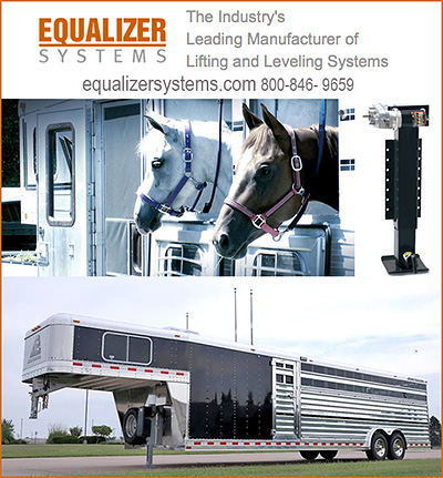 Equalizer Systems to Level Your horse trailer!