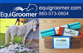 Equigroomer Hair Shedding Toll for Horses and Dogs