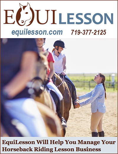 EQUILesson Software for Horse Riding Instructors