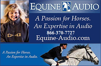 Equine Audio Horse Trainer and Horse Facility Audio Systems