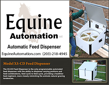 Equine Automation Horse Feeder