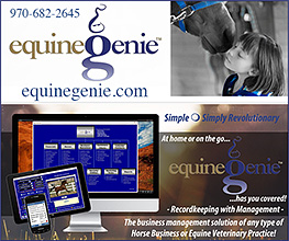 equineGenie Horse and Barn Management Software