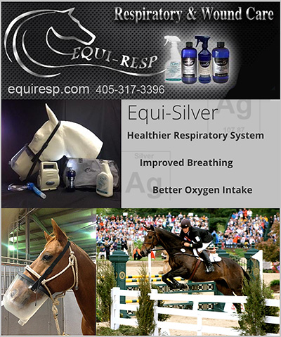 Equi-Resp Horse Respiratory and Wound Care