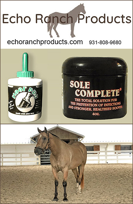 Echo Ranch Horse Hoof Products