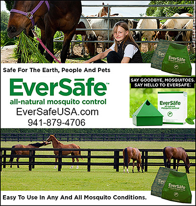 EverSafe all-natural mosquito control