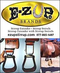 EZ Up Stirrup Extender